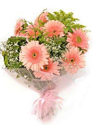 Ankara gimat çiçek satışı  11 adet gerbera çiçegi buketi
