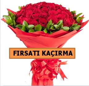 SON 1 GÜN İTHAL BÜYÜKBAŞ GÜL 51 ADET  Ankara karacakaya internetten çiçek satışı