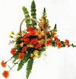 klasik karisik aranjman   Ankara sincan çiçek gönderme