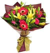 karisik mevsim buketi - anneser günü için ideal seçim -  Ankara karacakaya internetten çiçek satışı