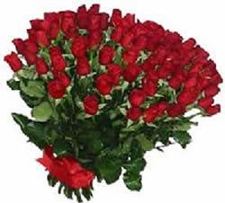 51 adet kirmizi gül buketi  Ankara macunköy çiçekçiler