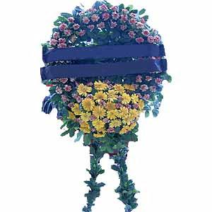 Cenaze çelenk , cenaze çiçekleri , çelengi  Ankara bilkent çiçek online çiçek siparişi