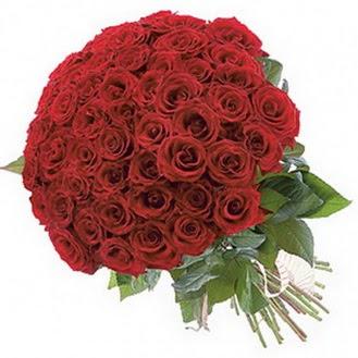 Ankara kardelen güvenli kaliteli hızlı çiçek  101 adet kırmızı gül buketi modeli
