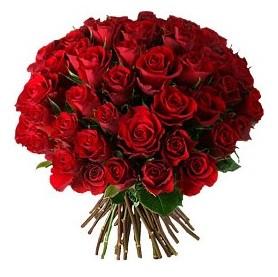 Ankara etimesgut çiçek , çiçekçi , çiçekçilik  33 adet kırmızı gül buketi