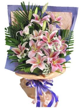 7 dal kazablankadan görsel buket  Ankara ergazi kaliteli taze ve ucuz çiçekler