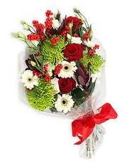 Kız arkadaşıma hediye mevsim demeti  Ankara yenimahalle online çiçek gönderme sipariş
