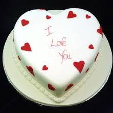 Kalp pasta sevdiklerinize özel