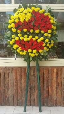 Cenaze çelengi çiçek modeli  Ankara hacettepe çiçek mağazası , çiçekçi adresleri