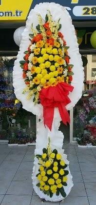 Çift katlı düğün nikah açılış çiçeği  Ankara kardelen güvenli kaliteli hızlı çiçek
