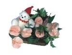 Ankara yenimahalle online çiçek gönderme sipariş  Sepette  oyuncakli antoryumlar