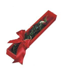 Ankara bilkent çiçek online çiçek siparişi  tek kutu gül sade ve sik
