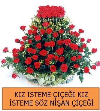Kız isteme söz nişan çiçeği 71 güllü  Ankara ostim çiçek gönderme sitemiz güvenlidir