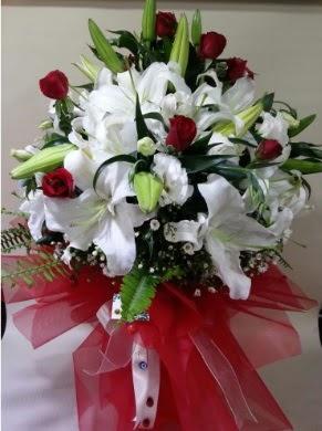 Kız isteme buketi söz nişan çiçeği  Ankara demetevler ucuz çiçek gönder