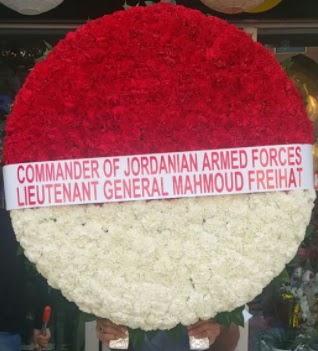Anıtkabir mozele çiçeği 450 karanfilli  Ankara sincan çiçek gönderme