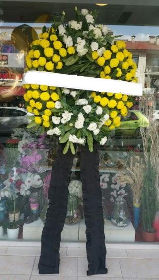Cenaze çiçek modeli cenaze çiçeği  Ankara eryaman çiçekçi telefonları