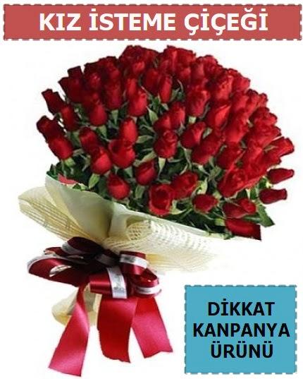 51 Adet gül kız isteme çiçeği buketi  Ankara ivedik hediye çiçek yolla