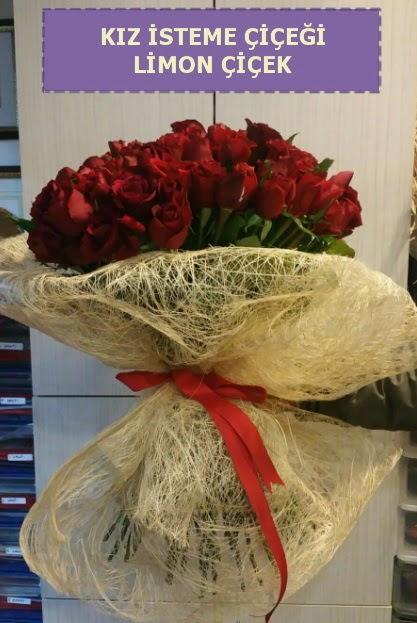 41 adet güllü Söz nişan kız isteme çiçeği  Ankara sincan çiçek gönderme