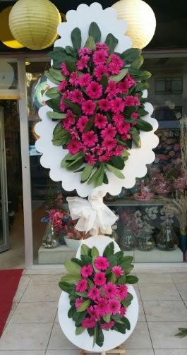 Çift katlı nikah çiçek düğün çiçekleri  Ankara demetevler ucuz çiçek gönder
