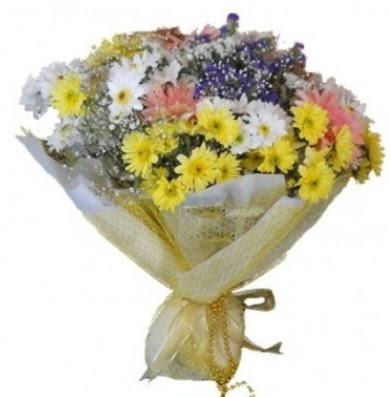 Karışık mevsim çiçeği  Ankara gimat çiçek satışı