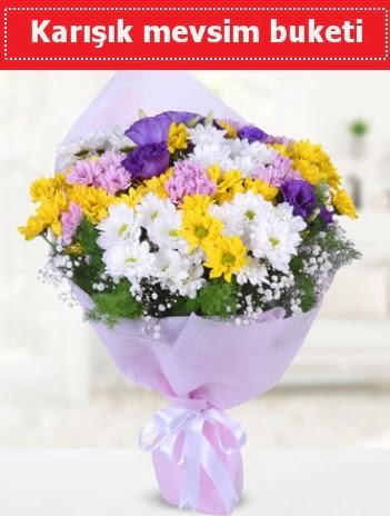 Karışık Kır Çiçeği Buketi  Ankara kardelen güvenli kaliteli hızlı çiçek