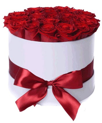 29 adet kırmızı gülden kutu çiçeği  Ankara kardelen güvenli kaliteli hızlı çiçek