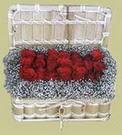 Ankara cicekciler , cicek siparisi  Sandikta 11 adet güller - sevdiklerinize en ideal seçim